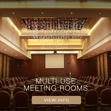 Multi-use Meeting Rooms
